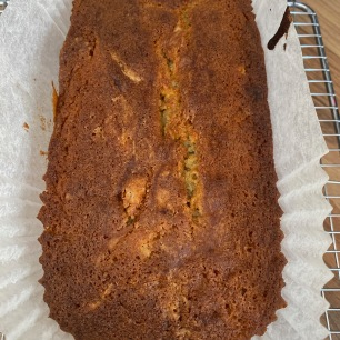 Banana and rasin loaf